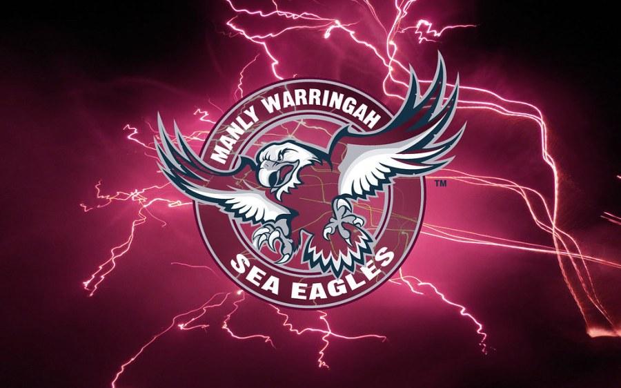 Manly-Warringah Sea Eagles Lightning Wallpaper by Sunnyboi ...