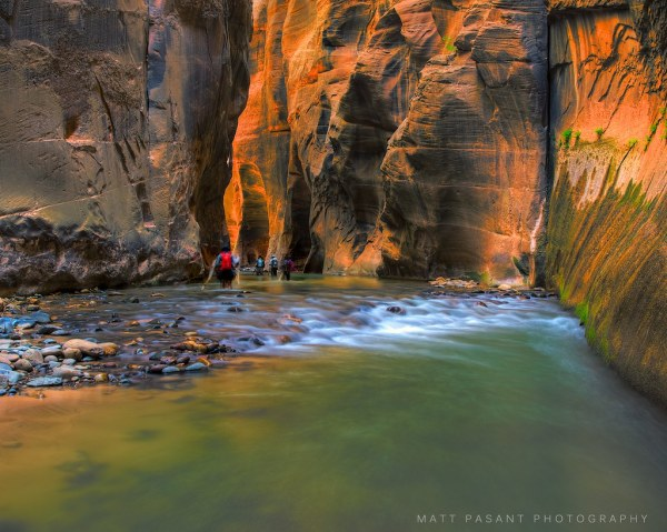 Zion National Park - The Narrows - Wall Street | An ...