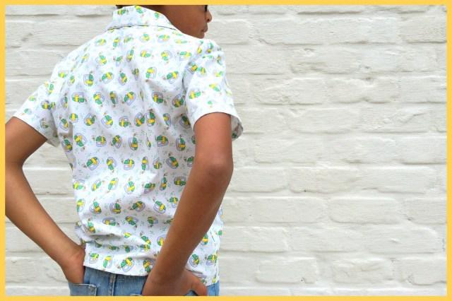 caravan shirt (back)