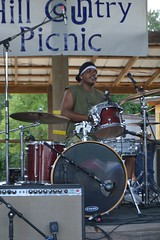 025 Garry Burnside on Drums
