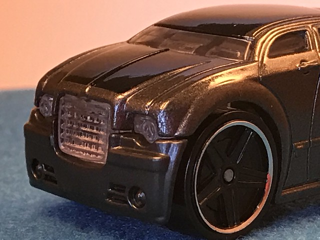 Hot Wheels Chrysler 300C, 2017 Tooned 10/10