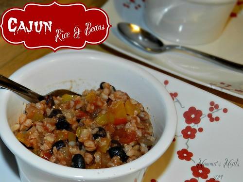 Mardi Gras Cajun Rice (5)