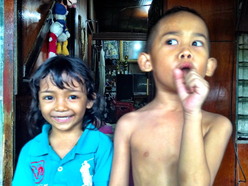 children in makassar