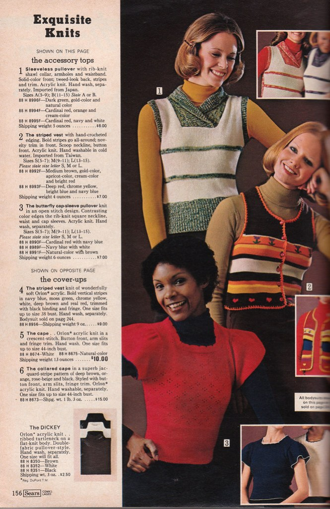 Sears Fall Winter 1974