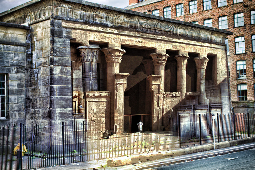 Edfu Temple Holbeck Amp Egypt United Temple Works Is A Form Flickr
