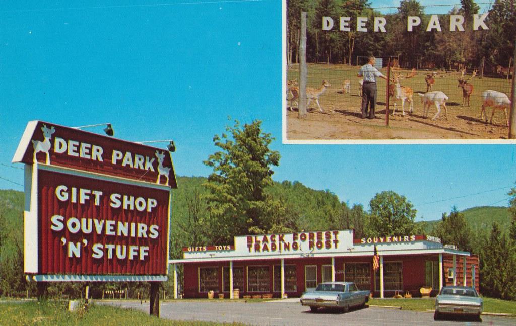 Black Forest Trading Post Amp Deer Park Ulysses Pennsylva