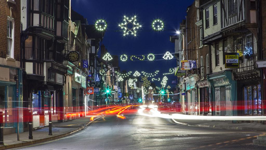Tewkesbury Christmas Lights IMG8073 Kennysarmy Flickr