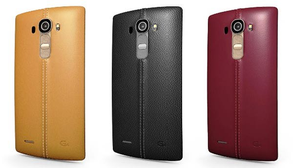 Best Smartphone of 2015 - LG G4