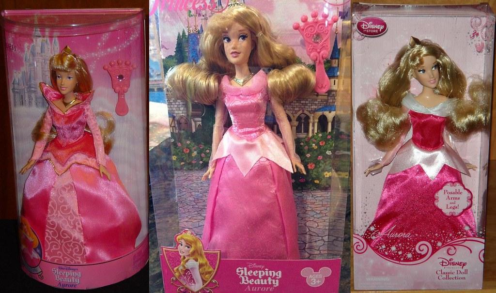 Aurora 12 Dolls 2011 Parks 2013 Parks And 2012 Disney