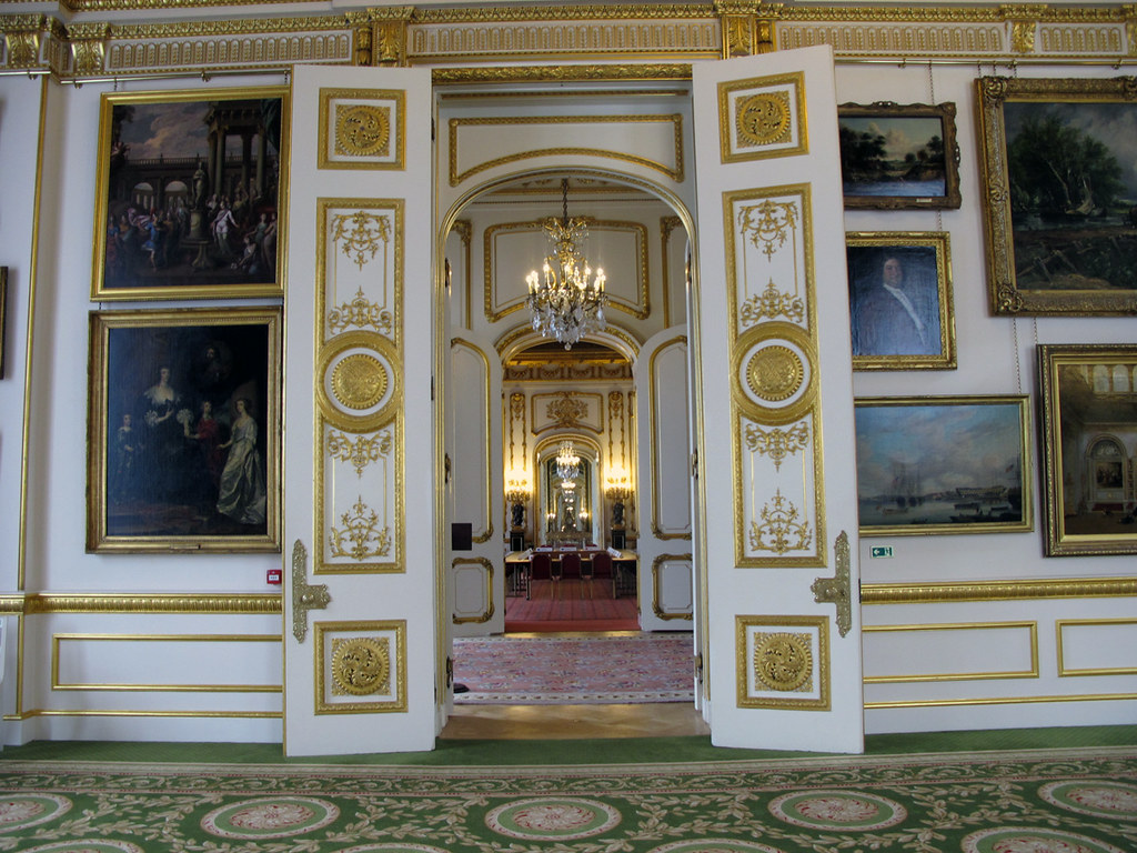 A Rare Peek Inside Lancaster House During Open House Lond
