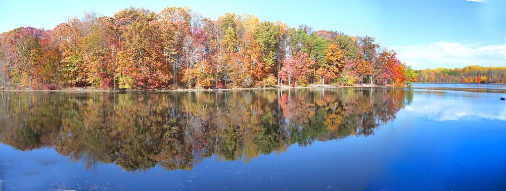 Autumn 2013 At Burke Lake, Virginia