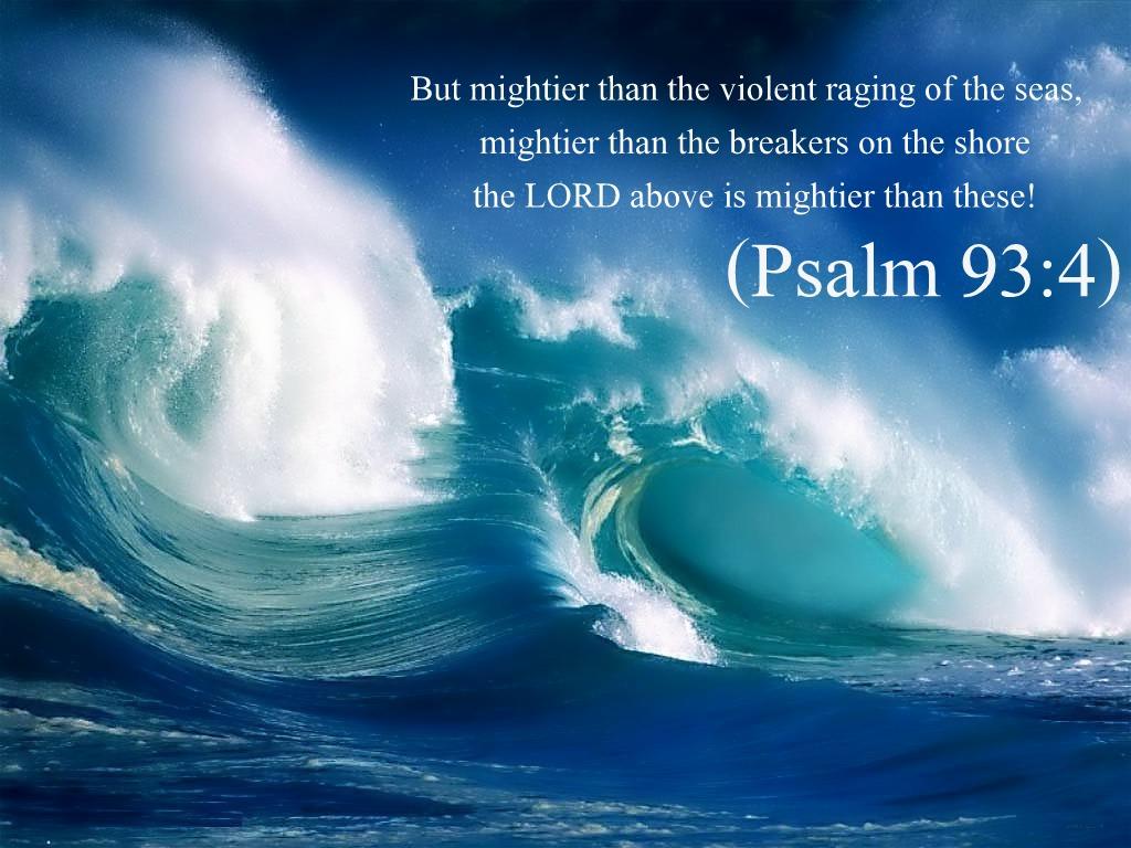 Psalm 934 Nlt 04 21 14 Todays Bible Scripture Bob