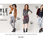 STYLE DEALS forever 21 SHOP NOW agosto 14