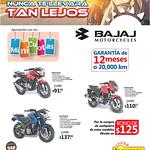BAJAJ motorcycles promotion LA CURACAO ofertas - 20ago14