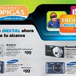 Ahora ofertas DIGITALES almacenes tropigas - 25ago14