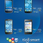 los mejores telefonos ALCATEL tigo smart - 09sep14