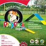 fisrt PLAY PARK  for pets gracias a DOGUI