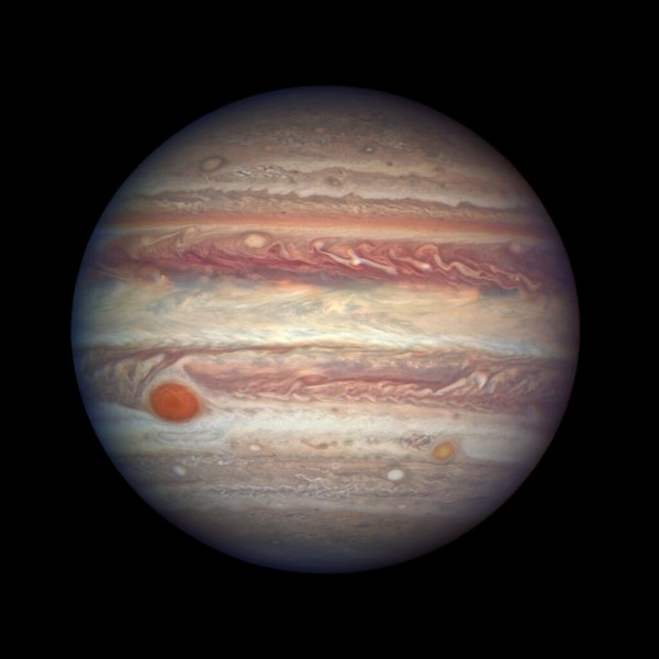 NASA's Hubble Takes Close-up Portrait of Jupiter | On ...