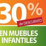MUEBLES infantiles y para BEBE sears descuentos - 10sep14