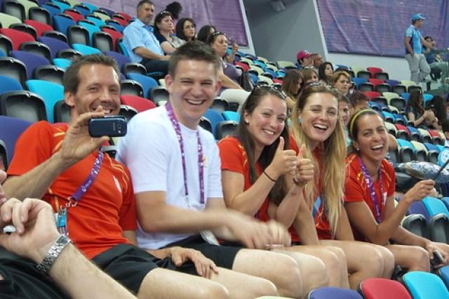 39. supporters triatleten