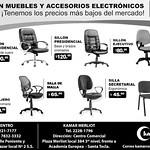 KAMAR store merliot muchas ofertas en muebles y accesorios electronicos - 27ago14
