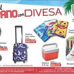 Vive las vacaciones de agosto con DIVESA - 23jul14