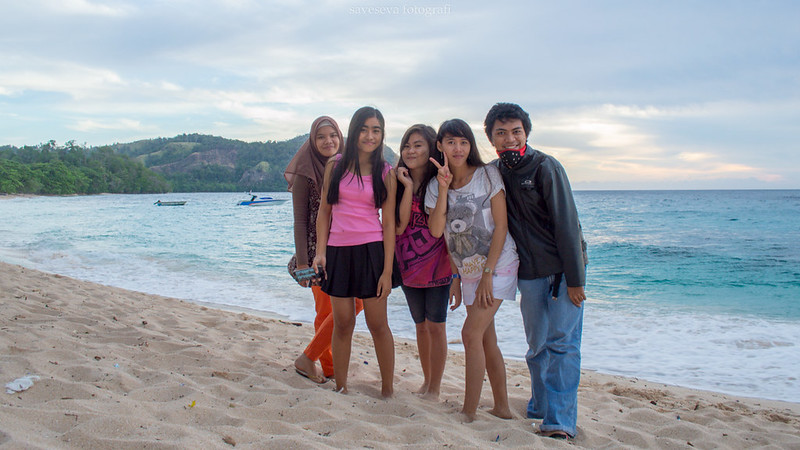 Pantai Pal Likupang-13