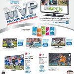 El Paseo ESCALON mega venta de pantallas LA CURACAO - 22ago14