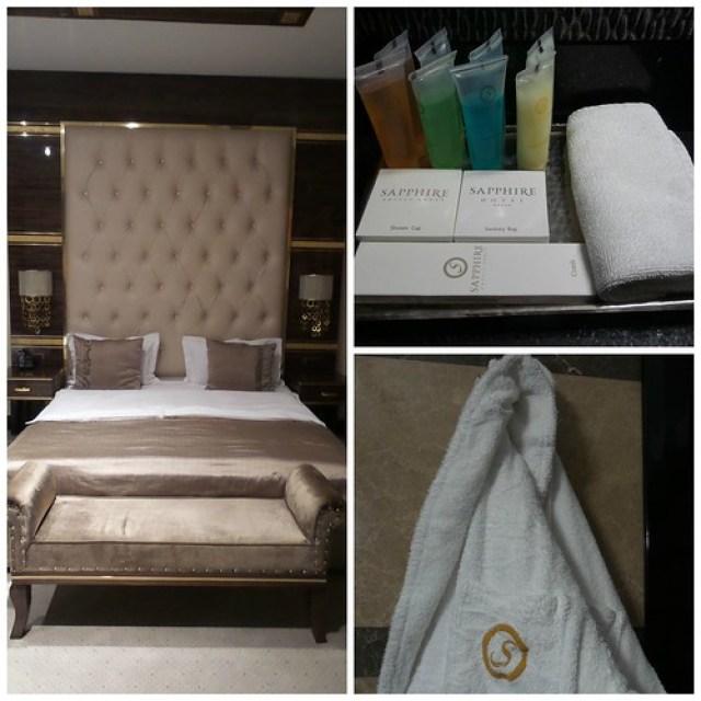4. Saphire Hotel