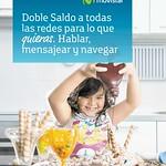 Los niños se divierten en la cocina MOVISTAR doble saldo - 22ago14