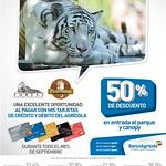 Descuentos en PARQUE Furesa zoologico - 11sep14