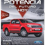 Ford ranger 2014 pick up