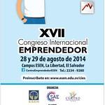 congreso internacional emprededores el salvador 2014