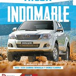 dutty and fantastic Toyota HILUX 4x4 cabina sencilla y doble