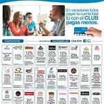 cuales osn los beneficios del CLUB de LECTORES de EL diario de HOY