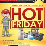 Enterate de que se trata el HOT FRIDAY de la curacao - 27ago14