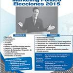 Seminario intensico MARKETING POLITICO 2015 el salvador - 02sep14