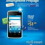 Cuanto cuesta un smartphone TIGO alcatel onetouch- 11ago14