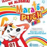 Maraton PUCH 2014 corre muevete con alegria