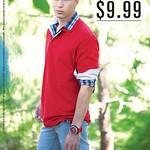 camisas POLO lisas para cabellero OFERTAS prisma moda - 27ago14