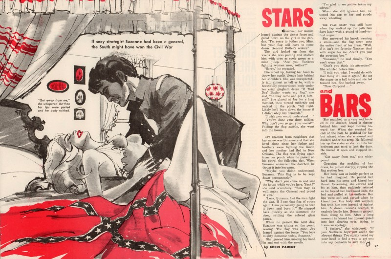 Adam magazine 1963