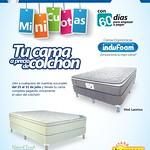Tu cama a precio de colchon promocion LA CURACAO - 25jul14