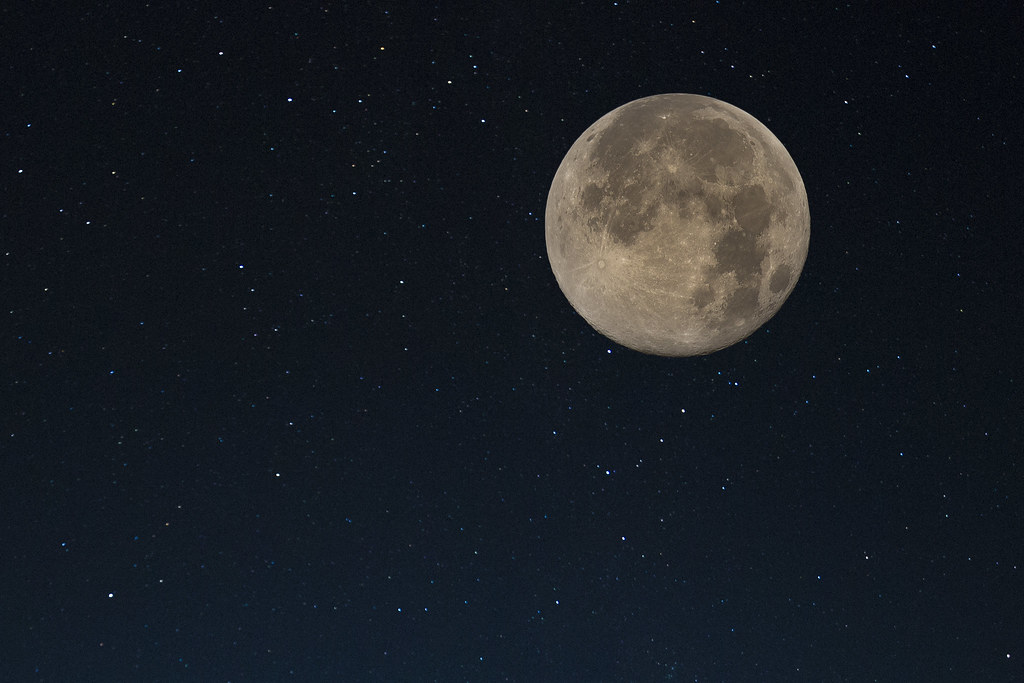 The Supermoon of August 11, 2014
