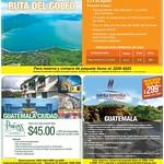 destinos GUATEMALA en vacaciones de agosto - 25jul14