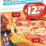 PIZZA HUT tiene la original hut cheese - 08sep14