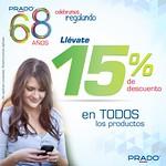 siguen los buenos descuentos de aniversario PRADO promociones - 26ago14