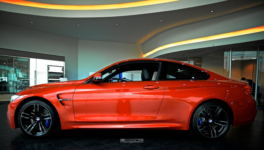 BMW M4 In Sakhir Orange Twang Photography Flickr