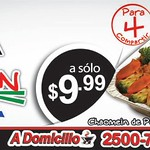 PROMOCIONES china WOK el salvador - 10sep14