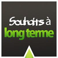 Les Sims 3 Souhaits à long terme
