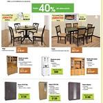 Muebles para todo tu hogar DESCUENTOS - 01ago14